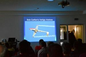 Vortrag: Segelfliegen im Land der unbegrenzten Möglichkeiten. Hier eine der Möglichkeiten-