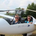 Jan-Michel Mette und Jonas Hartwig wollen es mit dem DUO DISCUS wissen. Alles startklar?!