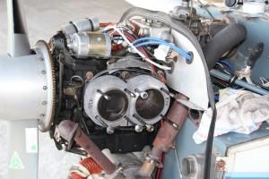 Einblicke in unseren 90 PS Limbach Motor.