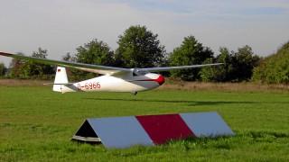 Ziellandewettbewerb 24.9.2006