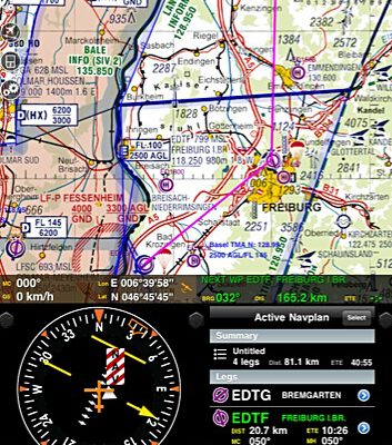 Digitaler Luftsport: iPod, iPhone und iPad Apps für Piloten