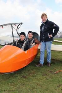 Sven Schmidt, Eckart Gwildis und Frank Tetens.