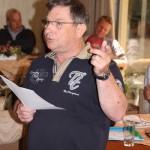 Jens Kröger bewirbt sich um den Vorsitz im Vorstand.