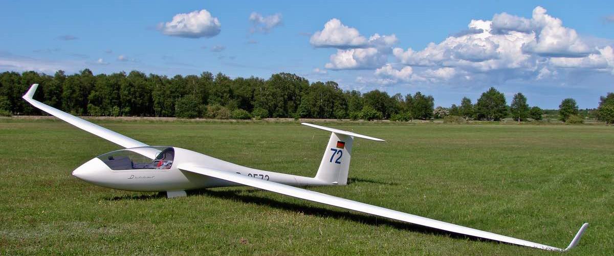 Vereinsflugzeug Discus D-2572