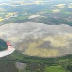 Goldberger See in Mecklenburg-Vorpommern