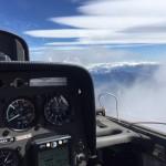 Traumhafte Segelflugbedingungen