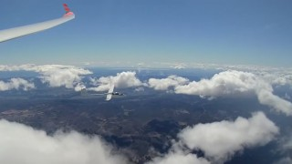 Segelfliegen pur – Bewegte Bilder aus Frankreich