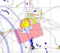 Flugbeschränkungsgebiet Lübeck 14.-15.4.2015