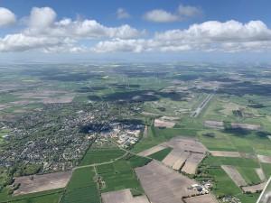 Flugplatz Leck im Nordwesten Schleswig-Holstein